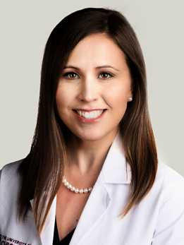 Author Jennifer Cone, MD