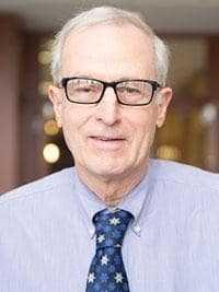Author Geoffrey G. Hallock, MD