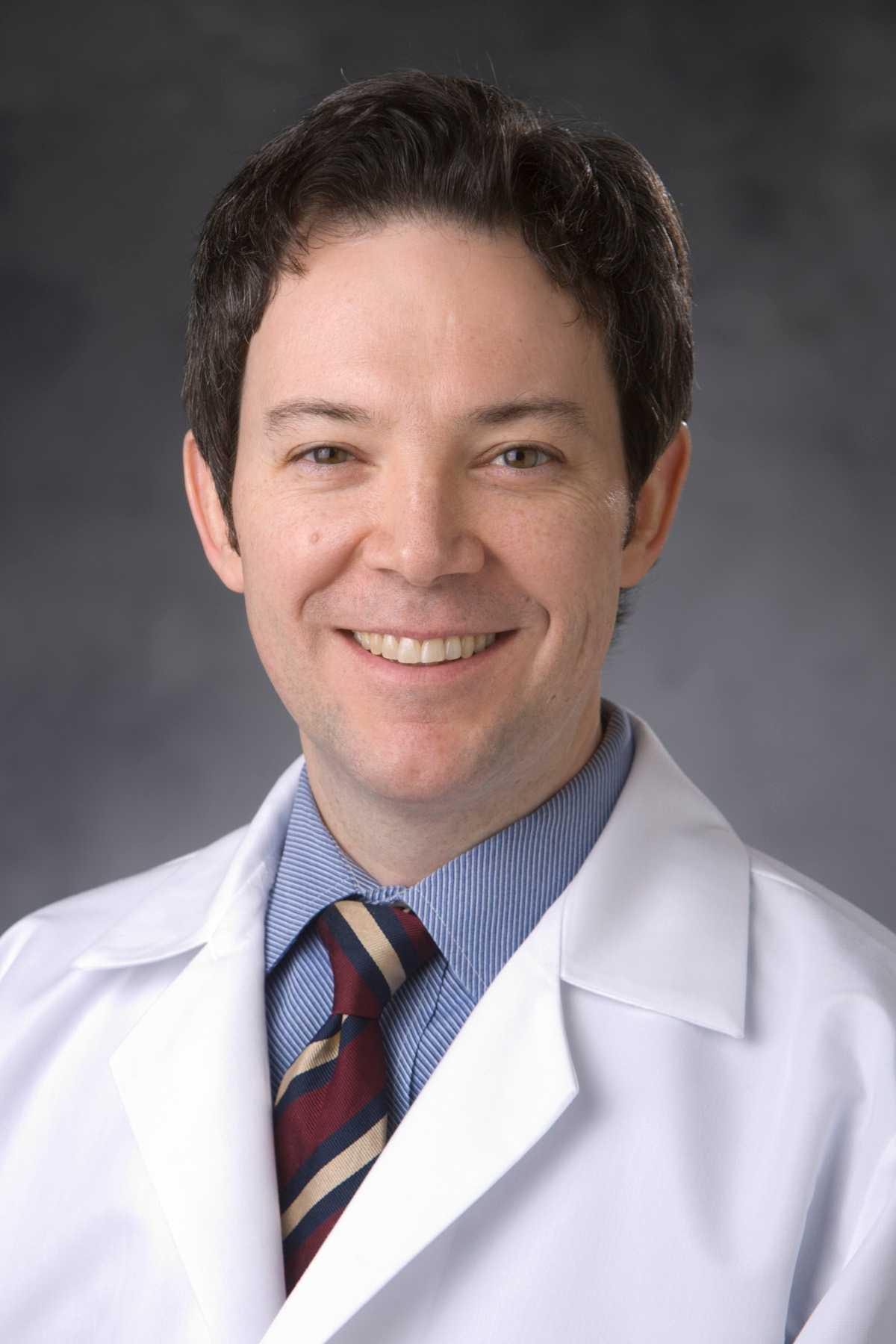 Author Calhoun D. Cunningham III, MD