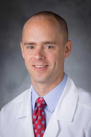 Author Daniel J. Rocke MD, JD