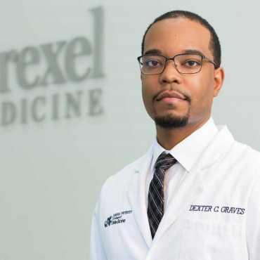 Author Dexter C. Graves, MD