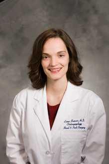 Author Liana Puscas, MD, MHS