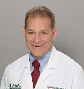 Author Michael E. Hoffer, MD